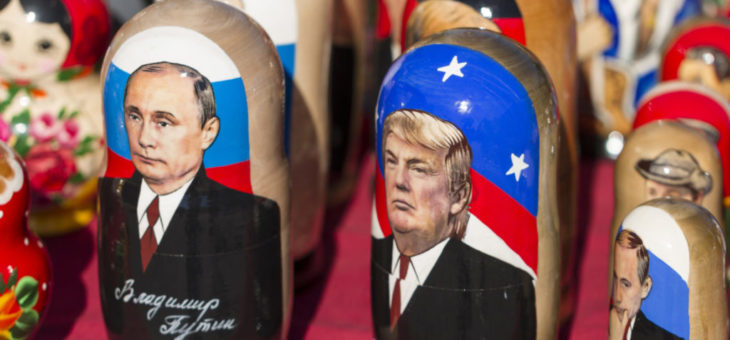 RAPPORTO MUELLER: La Russia ha interferito nelle elezioni americane in modo sistematico e radicale